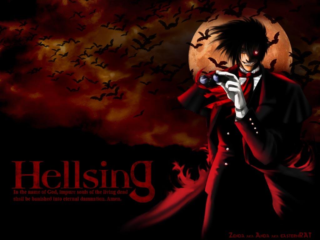 HellSing ^^ .......... Hellsing
